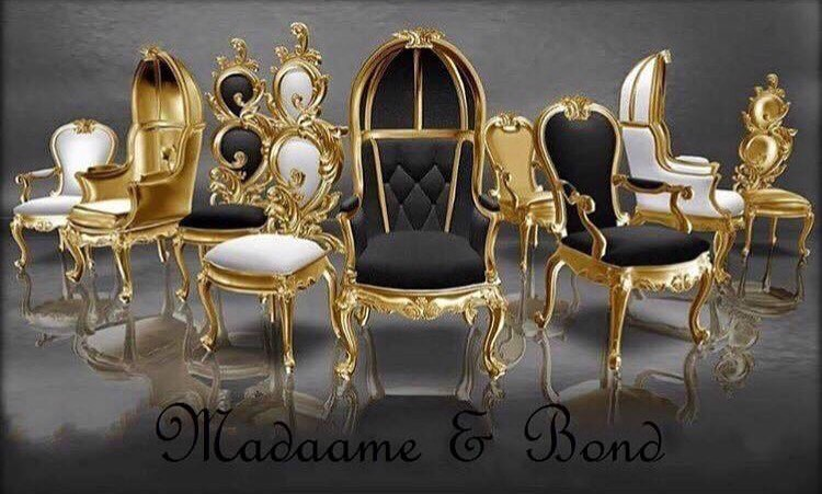 Madaame Interior Designer & Chair Furniture Collection
