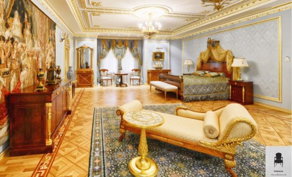 Luxury Palace Hotel and Apartment Furniture from Madaame.co.uk