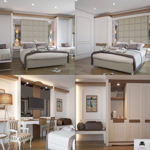 Naples Hotel and Apartment Furniture from Madaame.co.uk