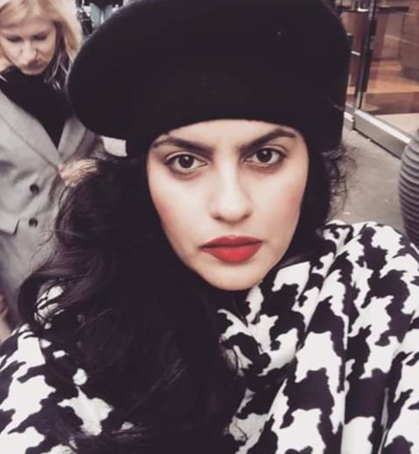Fatima Salya, Interior Designer and Fashion Designer