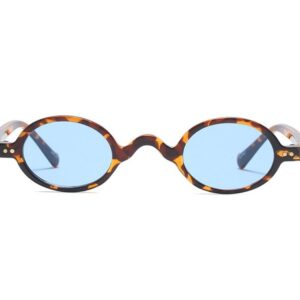 Turtle shell style glasses from Madaame